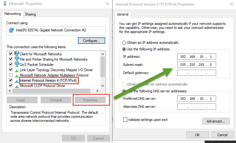 Internet Protocol Version 4 (IPv4)