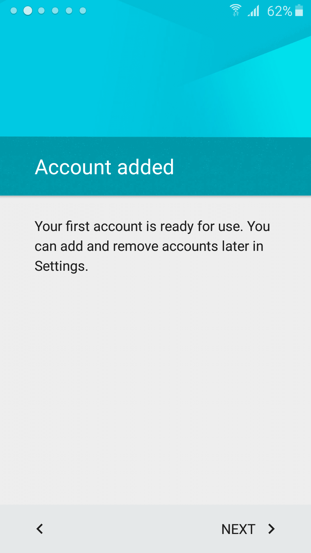 Account-Added