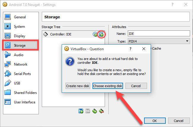 Virtual Machine Question