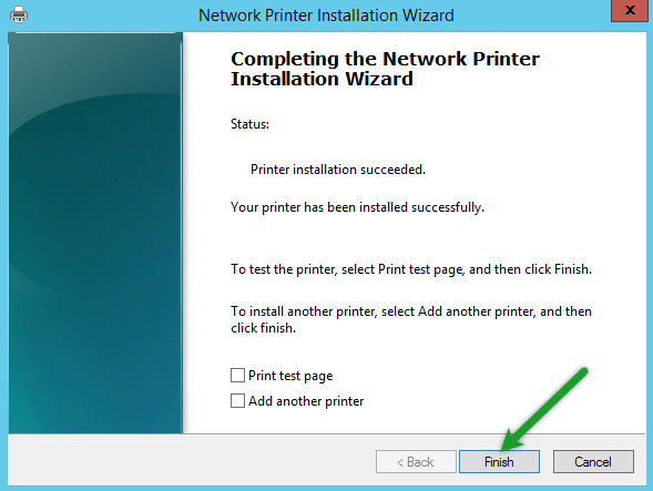 Unable To Install Printer The Print Processor Does Not Exist