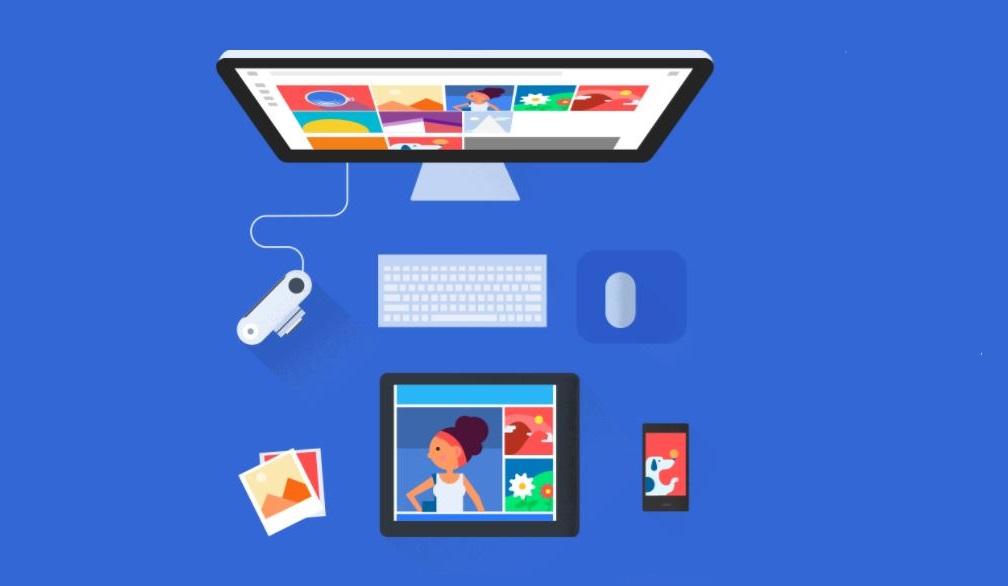 Backup Photos & video via Google Backup